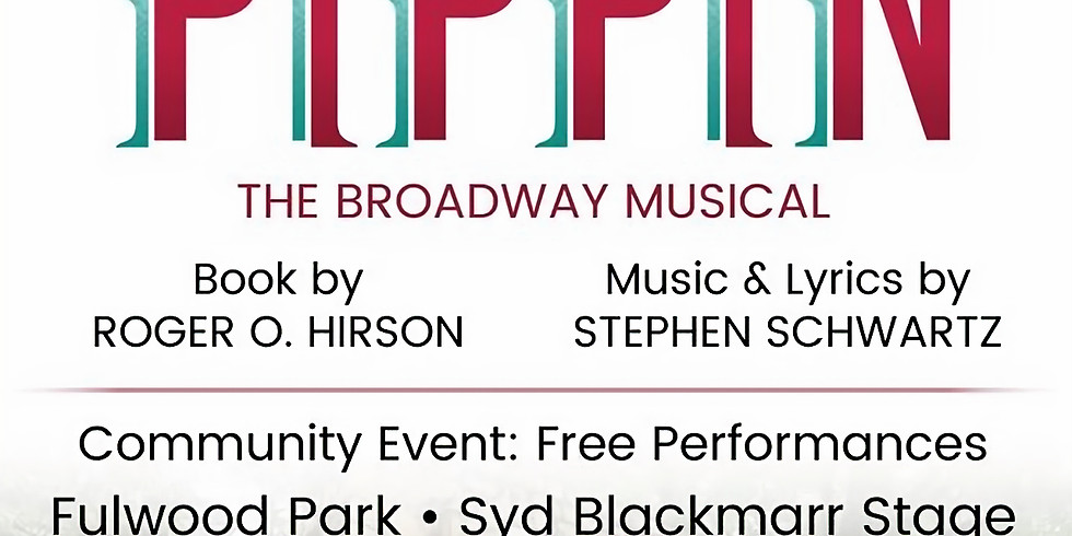 PIPPIN presented by Tift Community Players