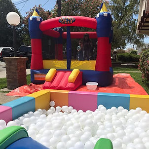 bouncer ball pit
