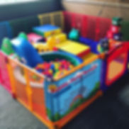 small soft play