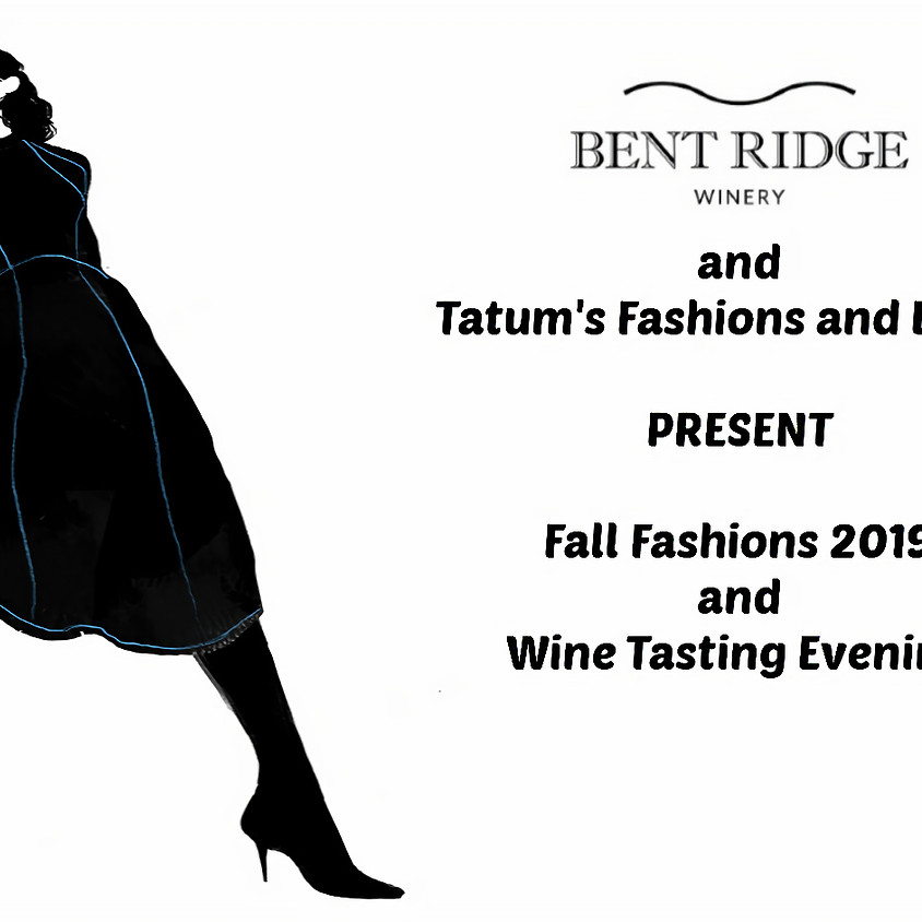Fall Fashions 2019 and Wine Tasting Evening