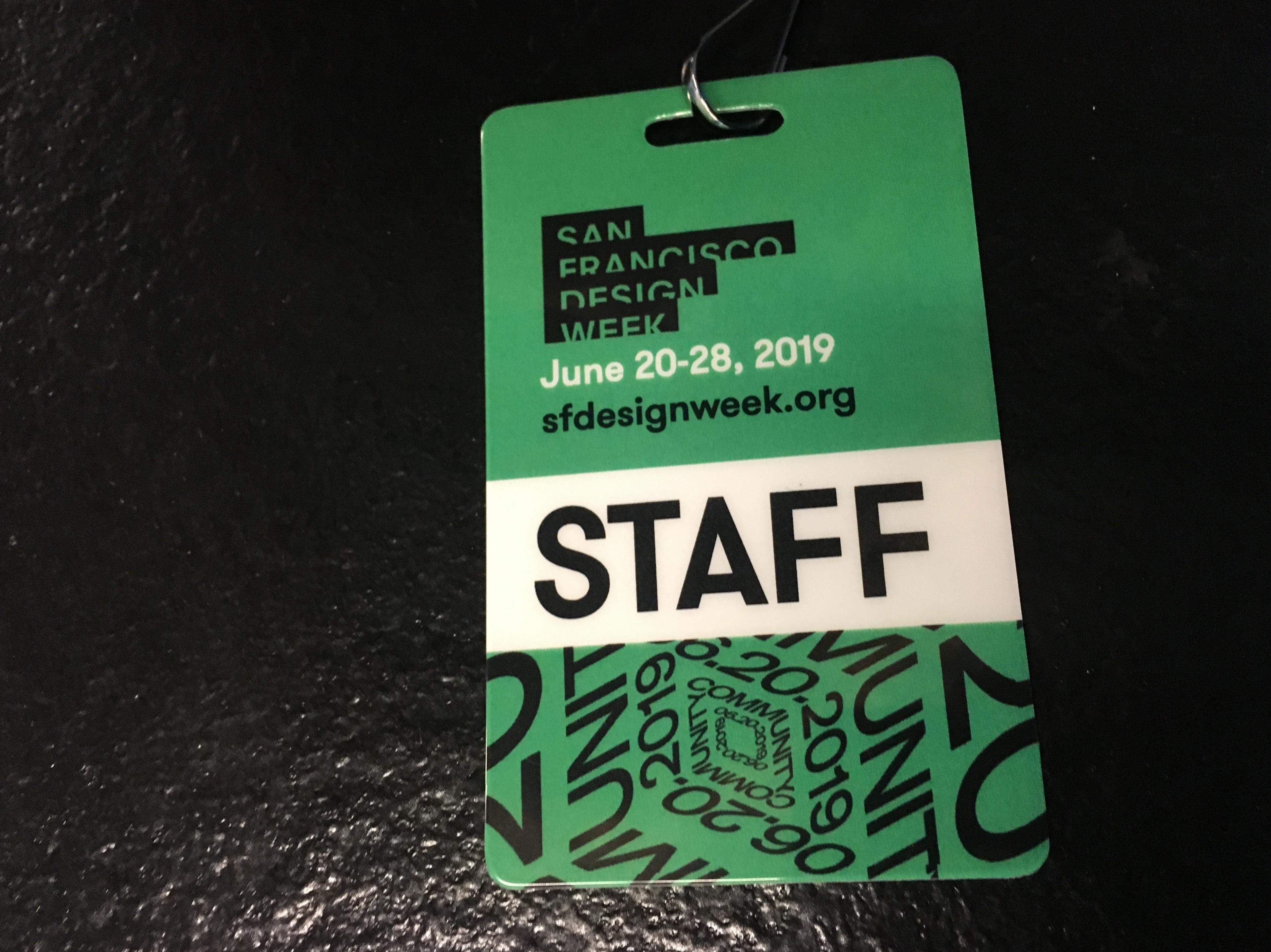 SFDW 2019 badge