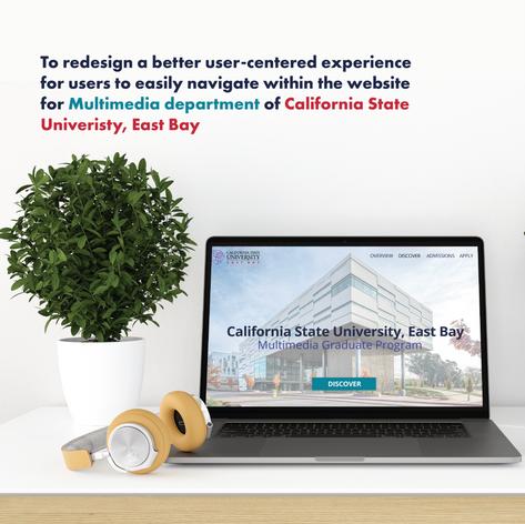 CSUEB Multimedia Website Redesign