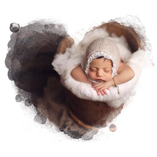 cosy (cloud) rosette ° bonnet