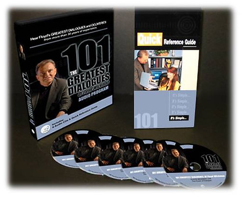 The 101 Greatest Dialogues of Floyd Wickman