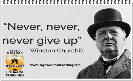 You Will Give Up Faster if You're Not in Control
