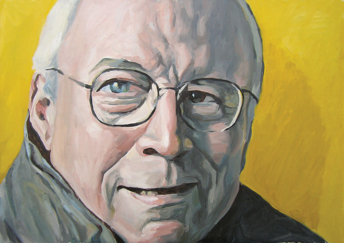 The Puppetmaster: Dick Cheney