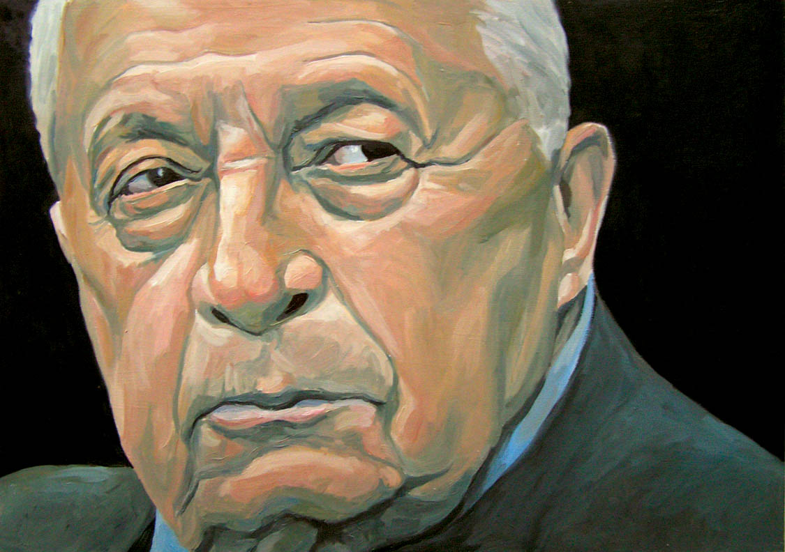 The Golem: Ariel Sharon