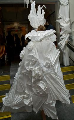 StartUP (Sculptural Costume)