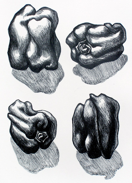 Positions of a Pepper