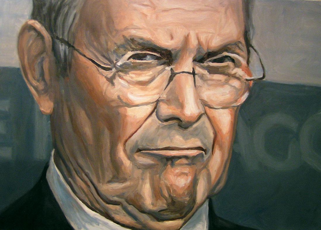 The Pedant: Donald Rumsfeld