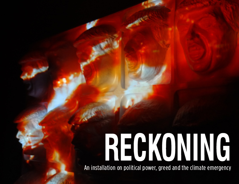 Reckoning proposal cover