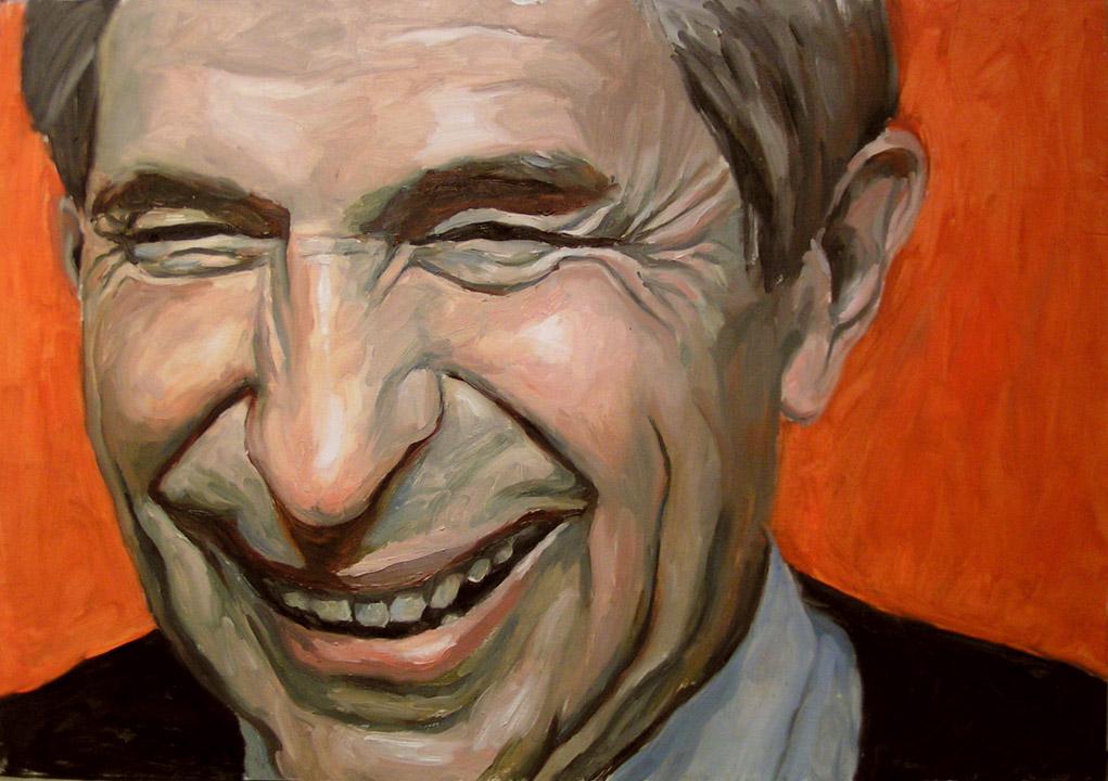 The Hawk: David Wolfowitz