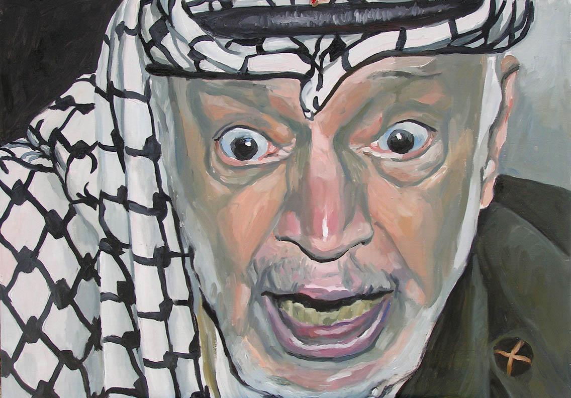 The Prisoner: Yassir Arafat