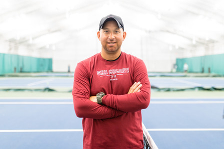 Assistant Director of Tennis Selected for Diversity & Inclusion Committee