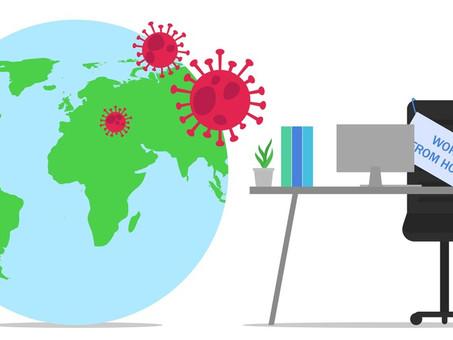 coronavirus - work from home
