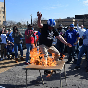 Fans are Fired up for Football's Return to St. Louis