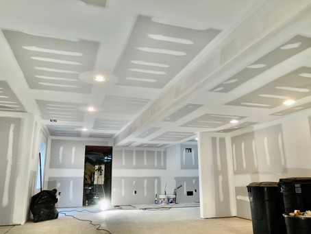 The Value of a Quality Drywall Install and Finish