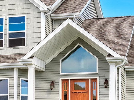 Exterior Finishes: More Than Aesthetic
