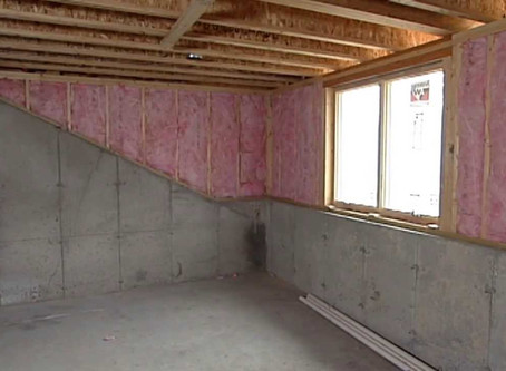 Basement Walls: Possible Issues and Corrective Measures