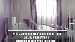Séjour en amoureux en Bretagne avec spa privatif