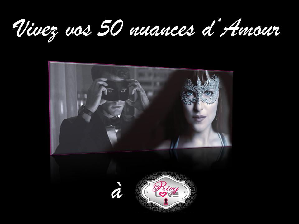 50 nuances Privy Love
