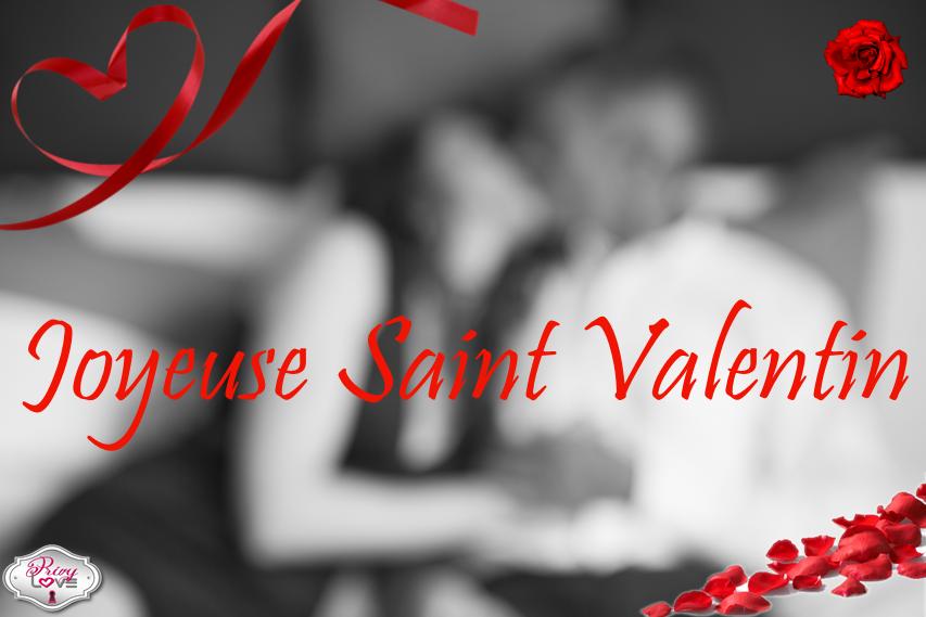 Joyeuse Saint Valentin Privy Love