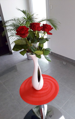 Option rose Privy Love