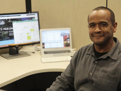 Staff Spotlight: Derrick