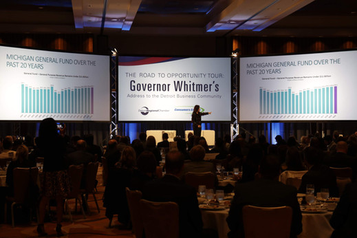 Governor Whitmer's Luncheon