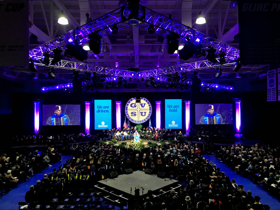 Grand Valley State University President's Inauguration