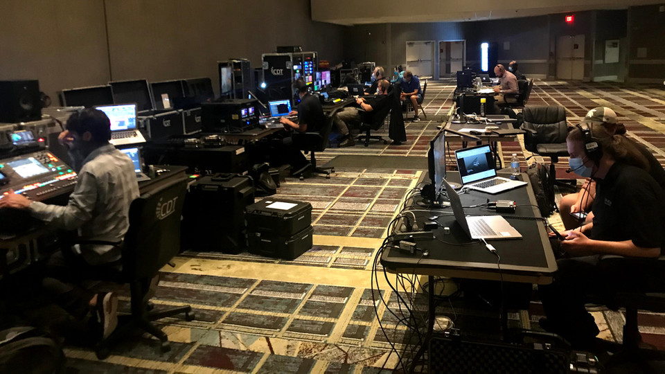 MiGOP Convention Behind the Scenes