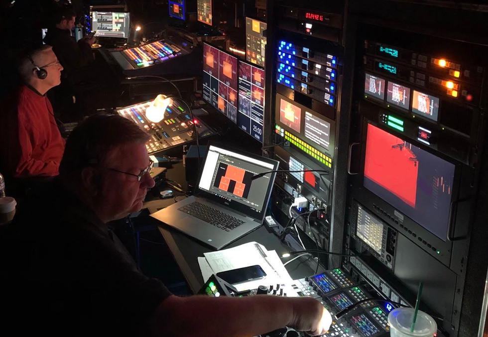 Behind the Scenes - Financial Services Annual Conference