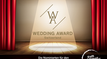 Wedding Award Switzerland