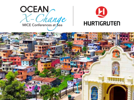 DAY-BY-DAY ITINERARY: 2021 Ocean X-Change® MICE Conference at Sea