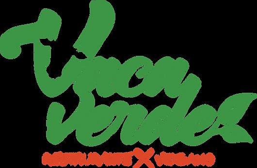 Logo Restaurante Vaca Verde Vegano
