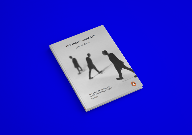 Penguin Book Cover