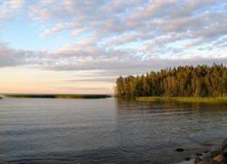берег Онеги