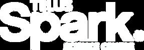 Telus Spark Science Centre White Logo.pn