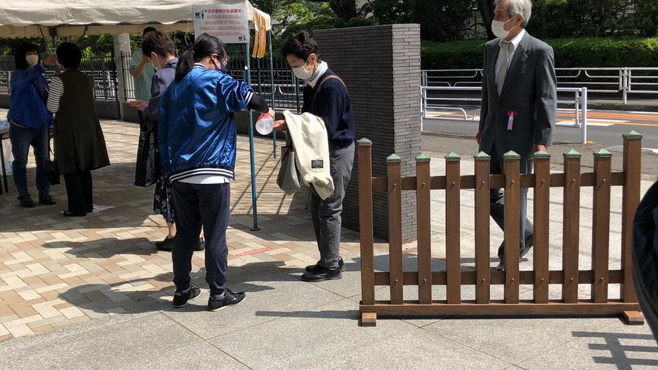 R3.5 北関東ブロック・春季大祭奉仕