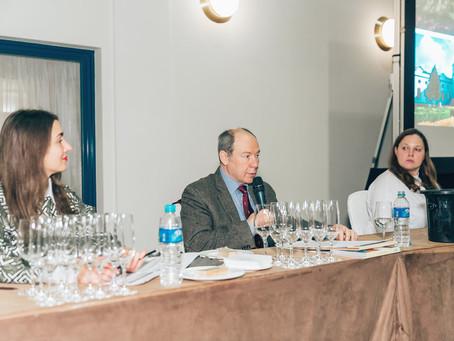 Самая масштабная дегустация бразильских вин в истории России.