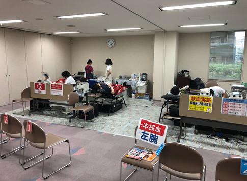 R1.6 東京ブロック・献血