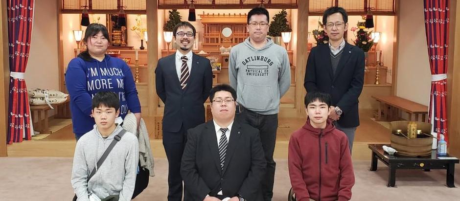 R3.3 滋賀教区・教区青年会(社会貢献奉仕活動)