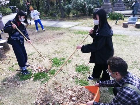 R3.3 大阪教区・社会貢献奉仕活動