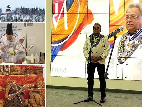 """Кулинарный форум """"Индустрия общественного питания на службе здоровья нации"""" в Уфе"""