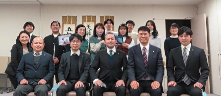 R3.1, R3.3 東京第6教区・青年部班長研修