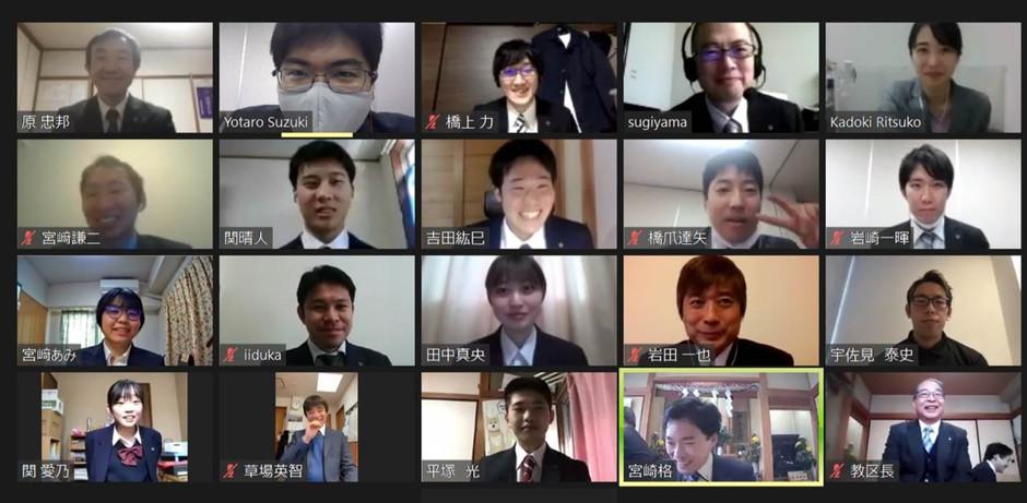 R3.1 東京第4教区・青年部班長研修