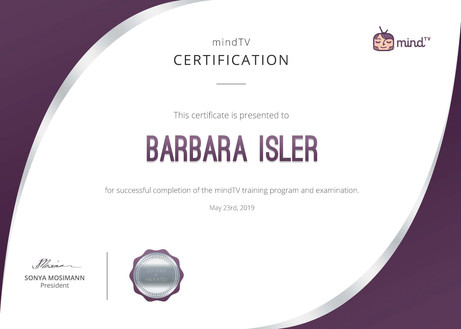 mindTV CoC Barbara Isler