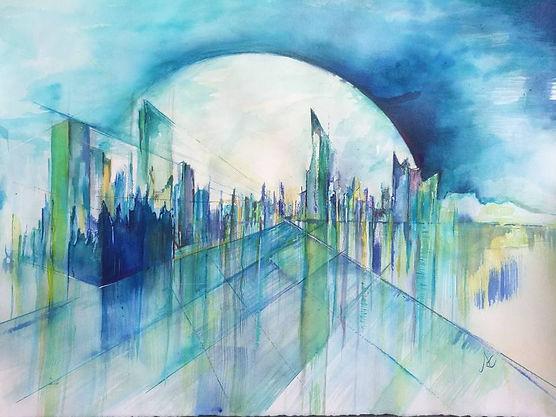 Lune d'aquarelle bleu.jpg