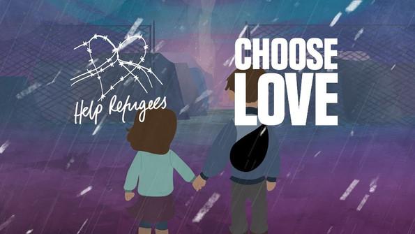 Choose Love Tracing for animation Studio: Blinkink
