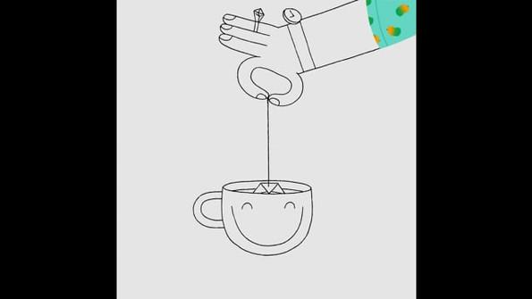 Wendy'sIce Tea Tracing for animation Animal Studio
